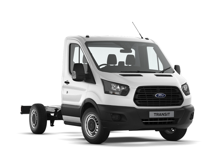 New Transit Chassis Cab