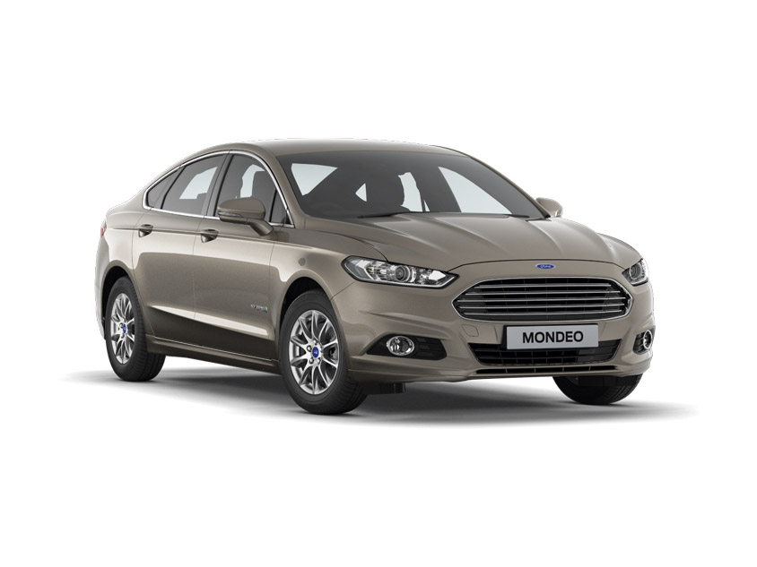New Ford Mondeo Hybrid Titanium Edition