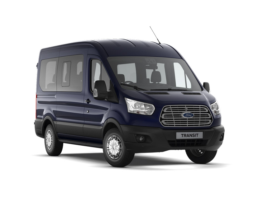 Ford Transit Trend Base