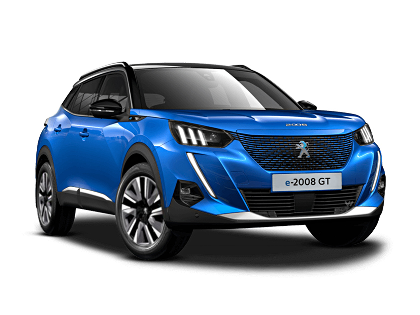 All-New Peugeot 2008 GT