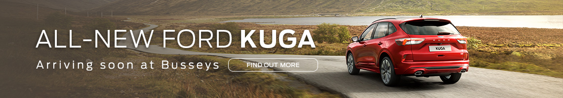 All-New Kuga Coming soon!