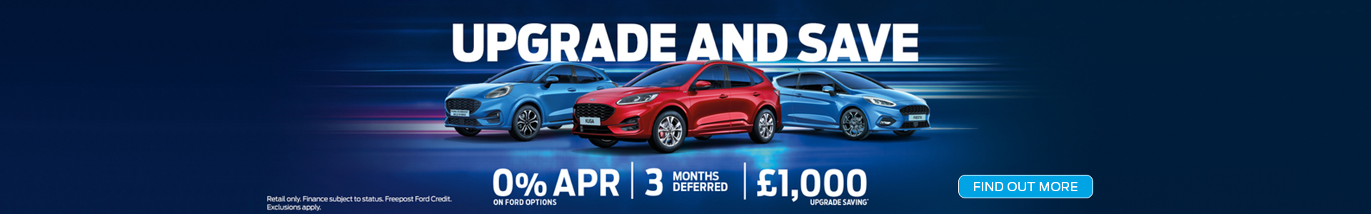 Upgrade and Save on Ford Cars