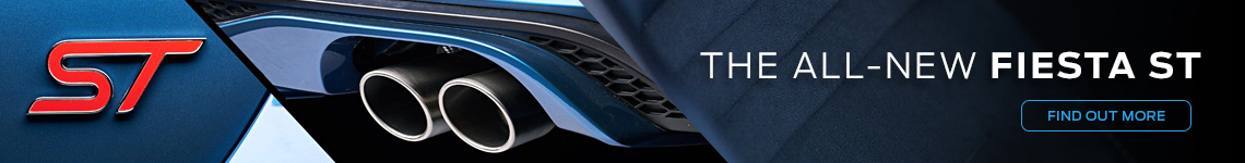 All-New Fiesta ST - Find out more
