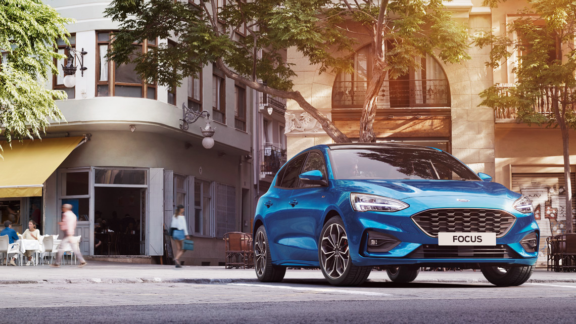 All-New Ford Focus