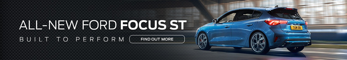 Coming Soon - All-New Ford Focus ST