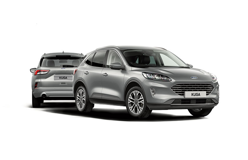 All-New Ford Kuga Titianium