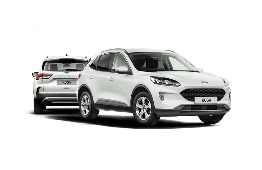 All-New Ford Kuga Zetec