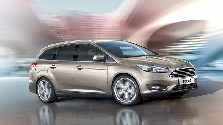 Ford Focus Range - Busseys New Ford Cars