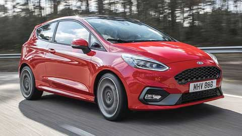 All-New Fiesta ST