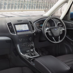 Ford Galaxy Interior