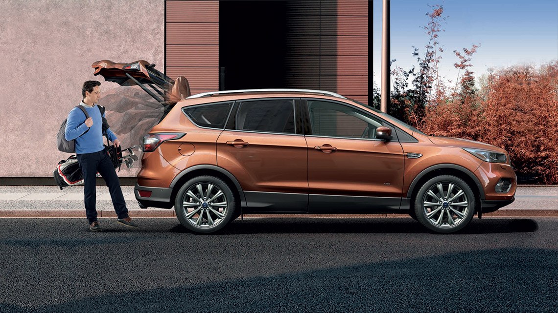 Ford Kuga Range Busseys New Ford Cars In Norfolk