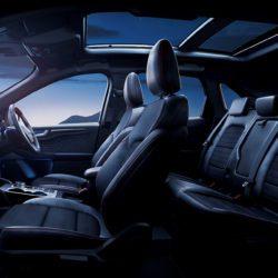All-New Ford Kuga interior