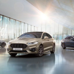 Ford Mondeo range