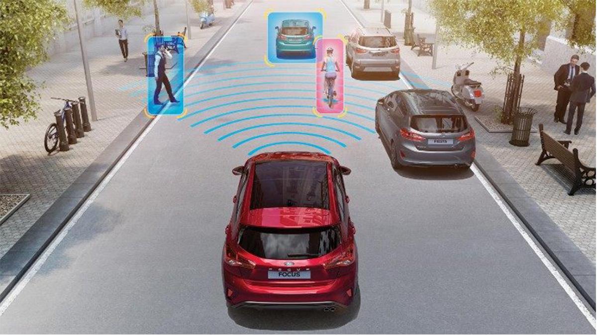 Pedestrian detection in Focus