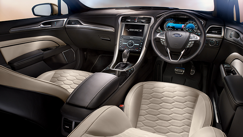 Ford vignale range busseys new ford cars for Interior ford mondeo