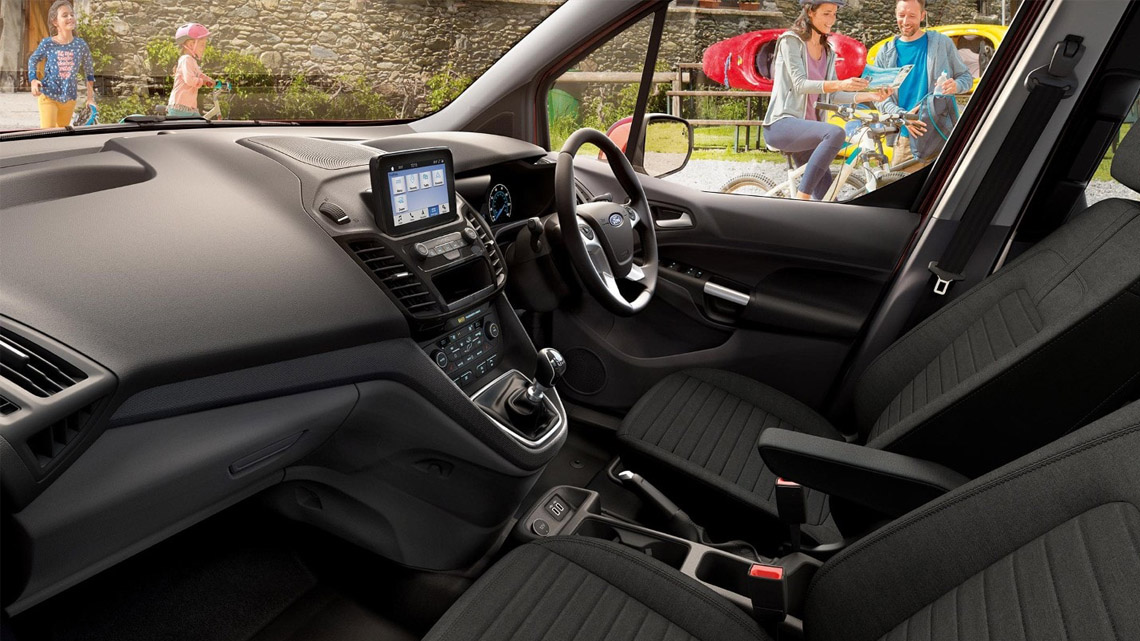Tourneo Connect Interior