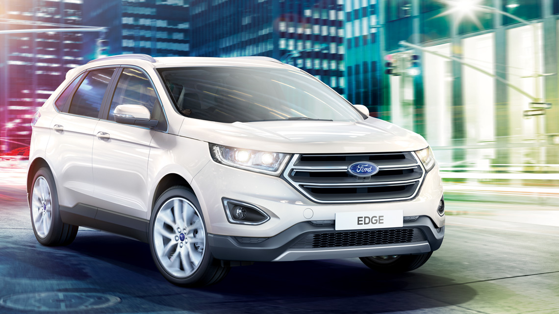 Used Ford Transit Connect >> Ford Edge Range - Busseys New Ford Cars
