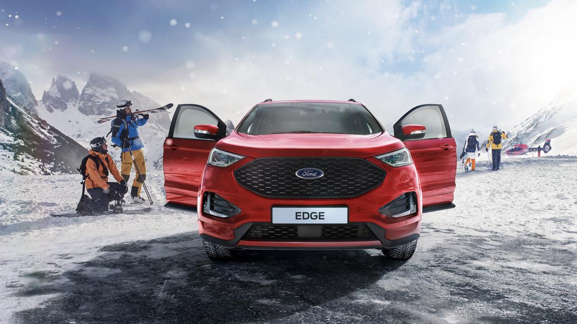 Ford Edge exterior