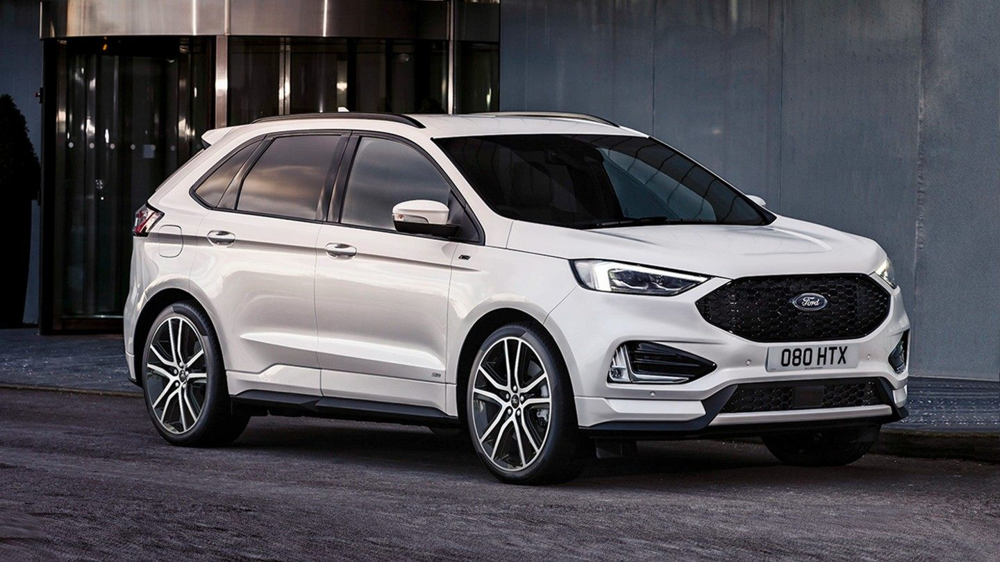 New Ford Edge Exterior