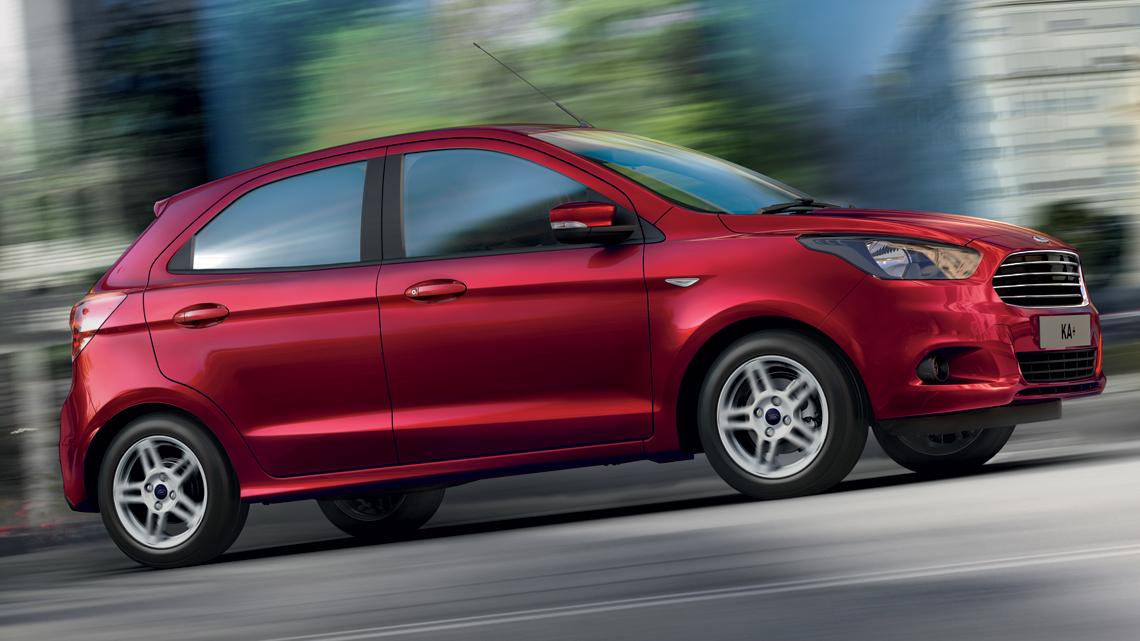 Ford KA + Range - Busseys New Ford Cars