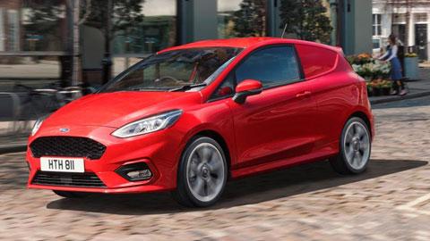 All-New Fiesta Sport Van
