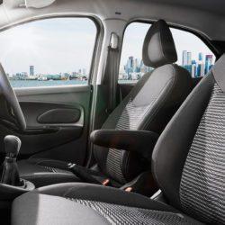 New KA+ front interior