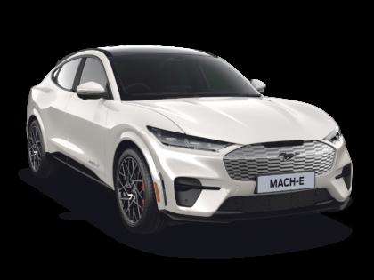 Ford Mustang Mach-E Range