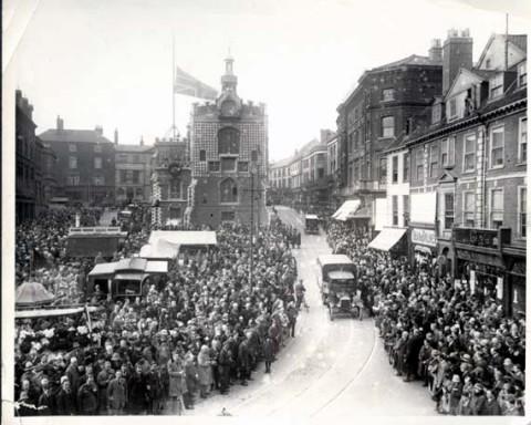 Armistice Day 1926