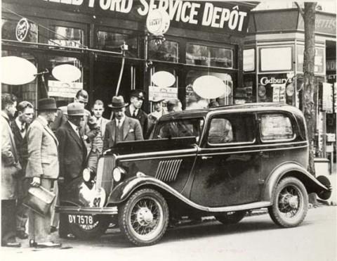 Ford Model Y 1932
