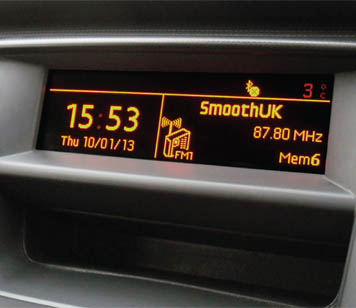 upgrade to digital radio - peugeot new and used cars and commercials