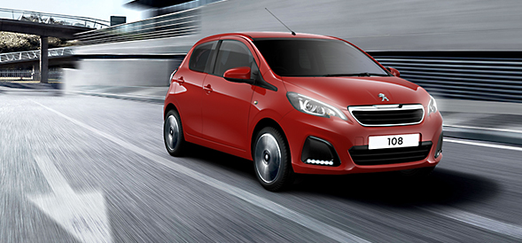 New Peugeot Car offers