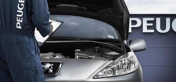 Peugeot Servicing and Maintenance