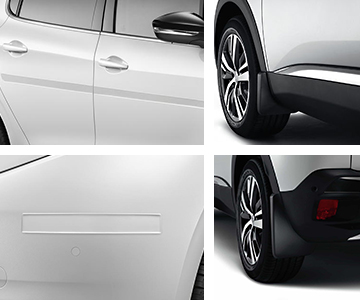 Peugeot Exterior Protection Pack