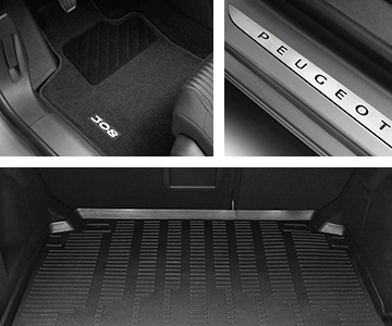 Peugeot Interior Protection Pack
