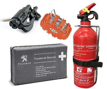 Peugeot Safety Pack