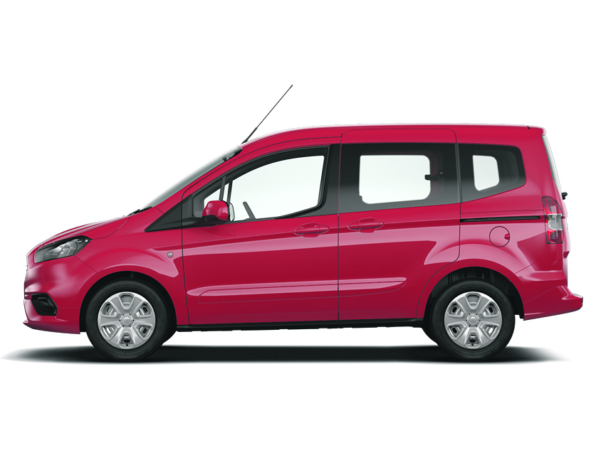 Ford New Tourneo Courier