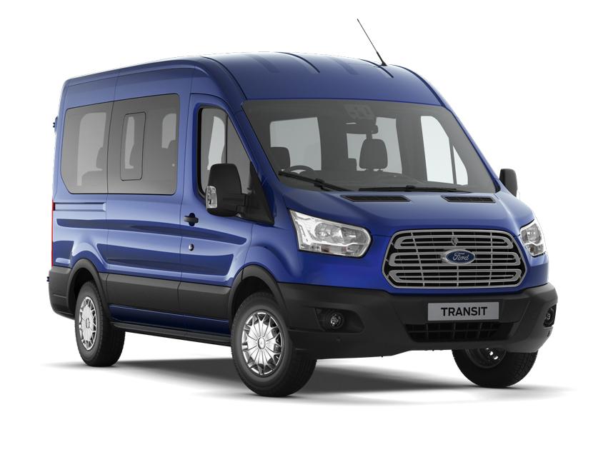 New Transit Minibus