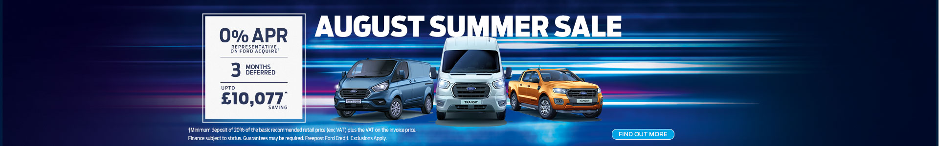 August Summer Sale now on!