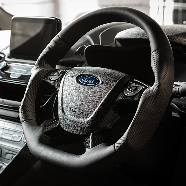 Connect MS-RT Steering Wheel