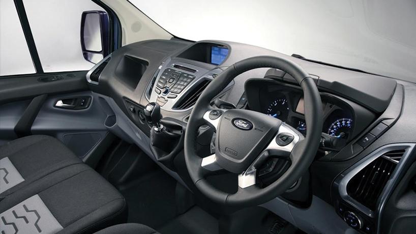 Ford transit custom range transit centre for Ford transit custom interior