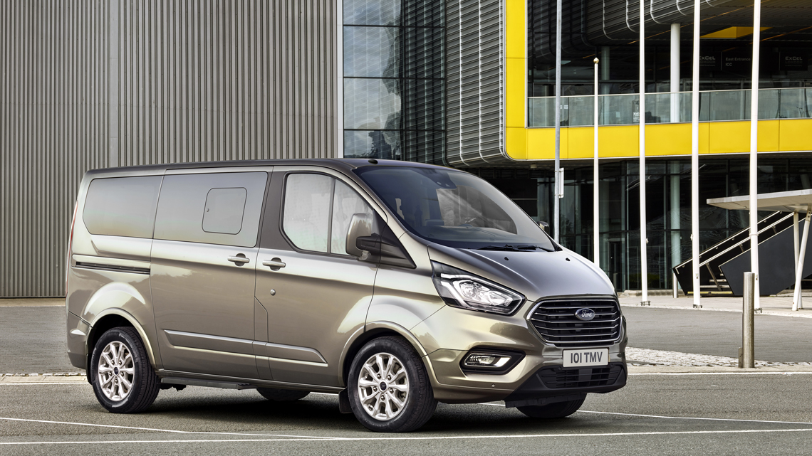 Used Ford Transit Connect >> Ford Tourneo Custom - Transit Centre