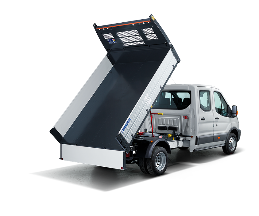 Ford Transit One Stop 1-Way Tipper