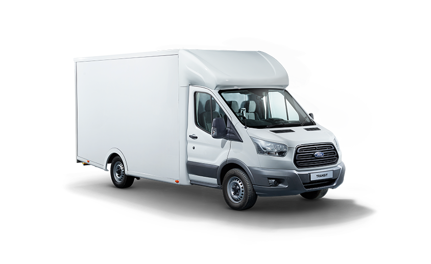 Ford Transit One Stop Luton