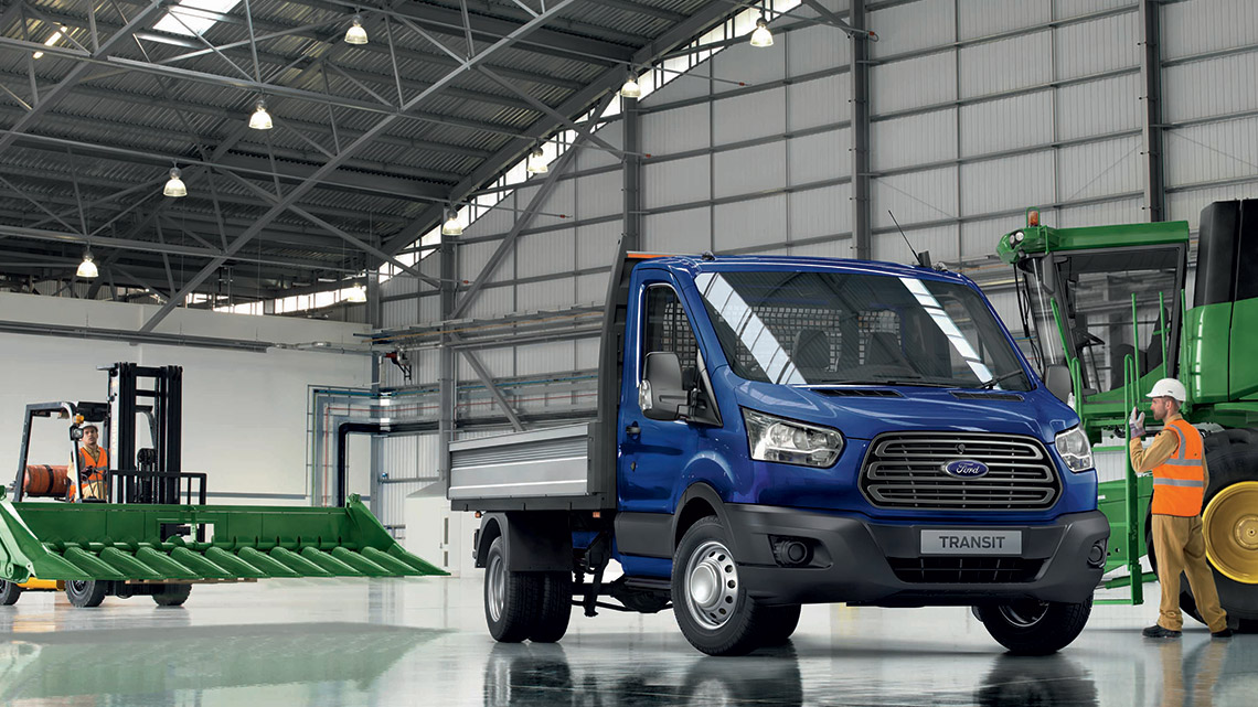 Ford Transit One-Stop Shop
