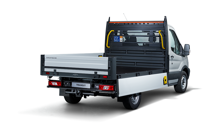 Ford Transit One Stop Dropside