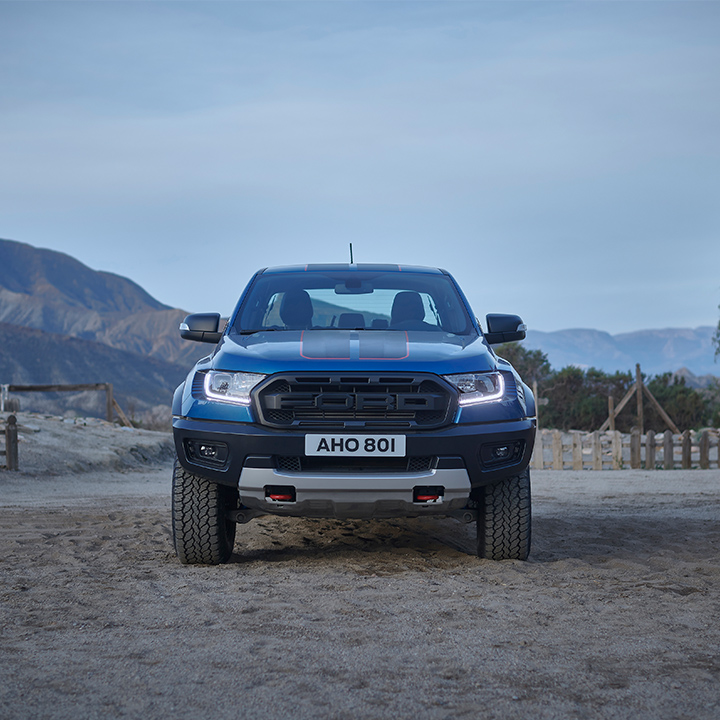 Raptor Special Edition Front