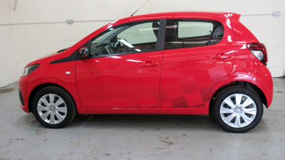 Ford PEUGEOT 108