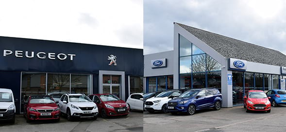 Busseys Dereham Ford and Peugeot