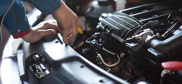 Ford and Peugeot Servicing and Maintenance