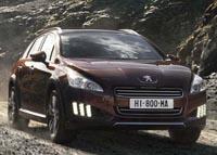 Microsoft Word - 1501 - New Peugeot 508 RXH Diesel HYbrid4 Launc